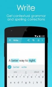 Page: English Grammar & Spell Checker + Translator
