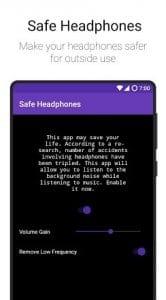 Safe Headphones - Hear Background Noises