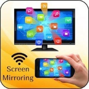 Screen Mirroring: Connect Mobile to TV