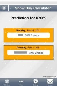 Snow Day Calculator1