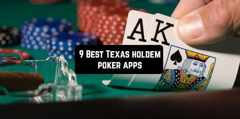 Texas holdem poker apps