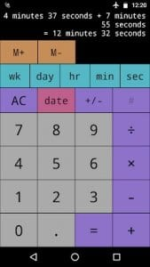 Time Calc - Date Time & Duration Calculator