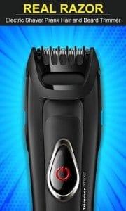 Trimmer - Hair Clipper,Realistic Beard,Razor Prank