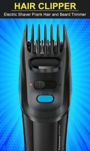 Trimmer - Hair Clipper,Realistic Beard,Razor Prank