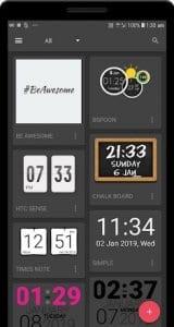 UCCW - Ultimate custom widget