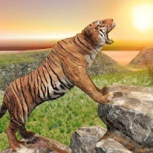 Ultimate Tiger Family Wild Animal Simulator Games