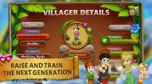 Virtual Villagers 1