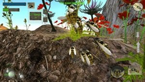 Wasp Nest Simulator - Insect and 3d animal game
