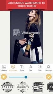 Watermark Photo - Add Watermark & Watermark Maker