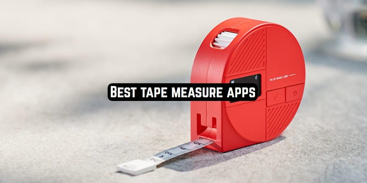 measure apps