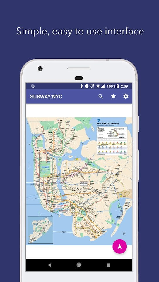 nyc subway map offline2