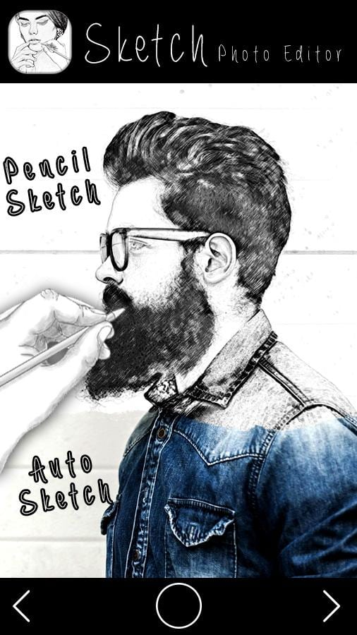 pencil sketch photo editor1