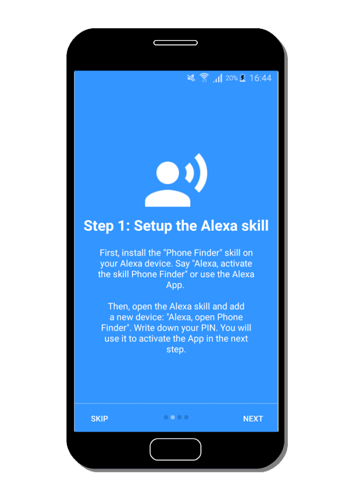 phone finder for alexa1