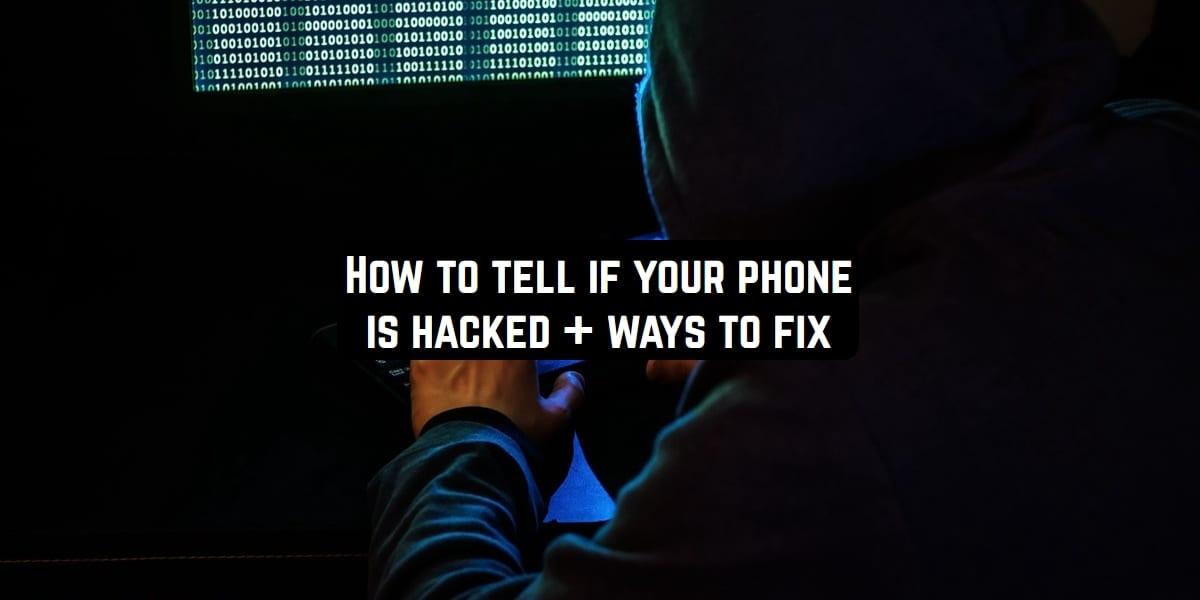 phones hacked