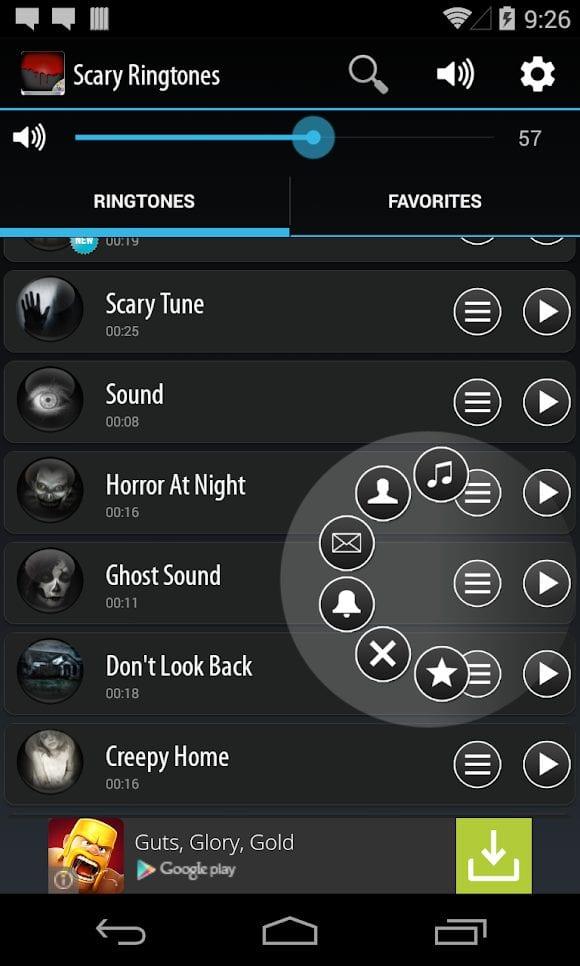 scary ringtones2