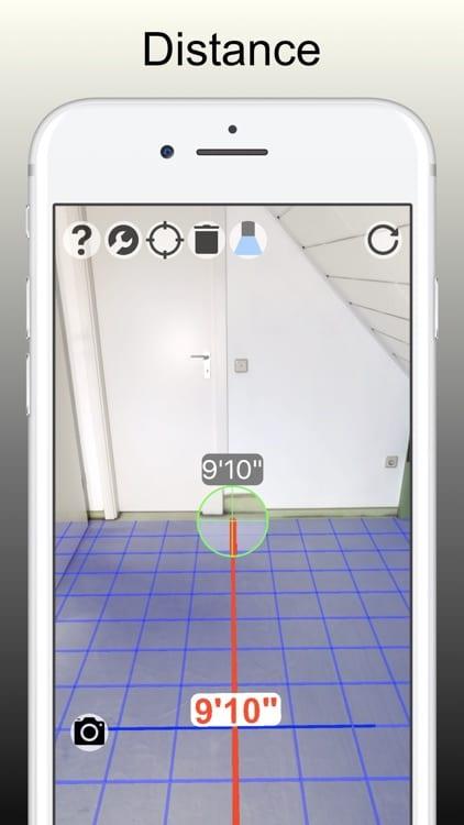 tape measure camera ruler ar2
