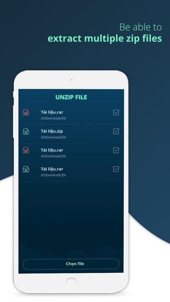 unzip tool1