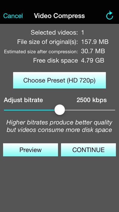 video compress shrink1