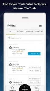 Social Network Finder