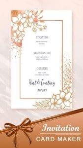 Digital Invitation Card Maker
