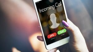 Disabling the call
