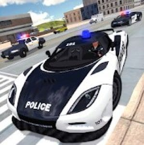 Duty Police Car Simulator