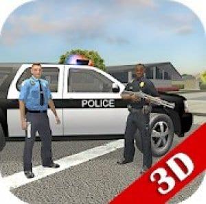 Police cop simulator