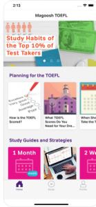 TOEFL Prep & Practice1