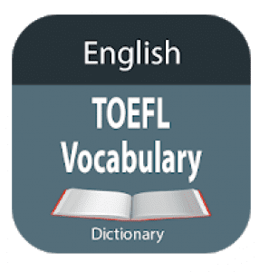 TOEFL vocabulary flashcards