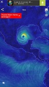 Wind Map: Hurricane Tracker
