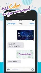 color text messages plus1