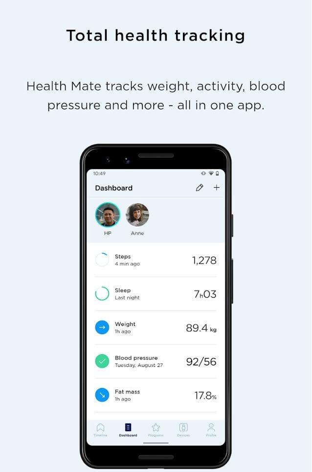 health mate2