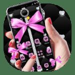 pink black minny