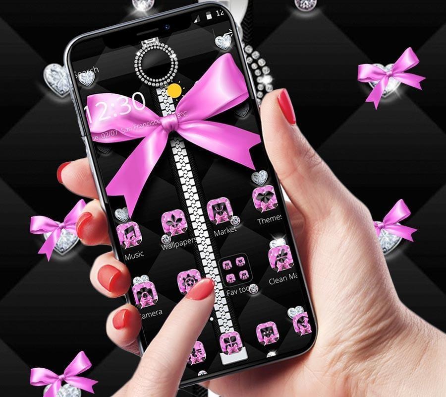 pink black minny1