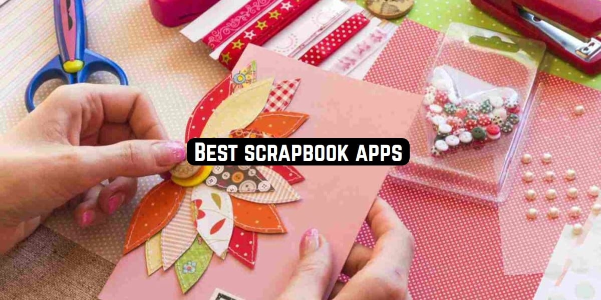 scrapbooking apps