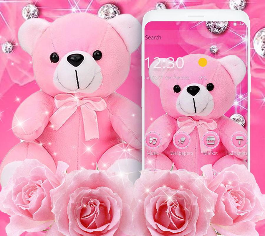 teddy bear diamong1