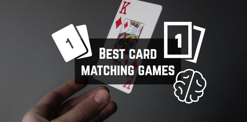 Best card matching games