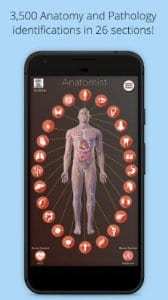Anatomist - Anatomy Quiz Game