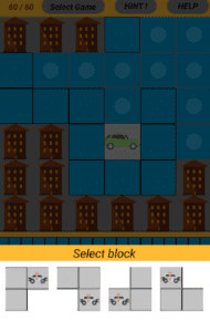 Road Block - Logic and Mental Game