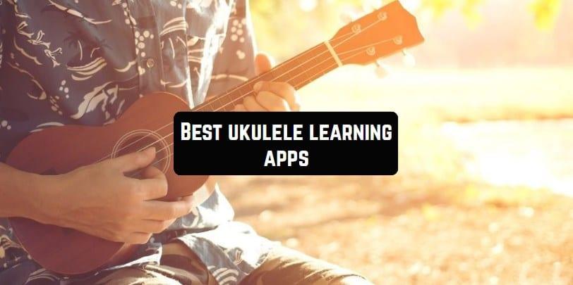 Best ukulele learning apps