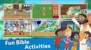 Bible App for Kids1