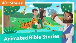 Bible App for Kids2