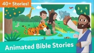 Bible App for Kids2