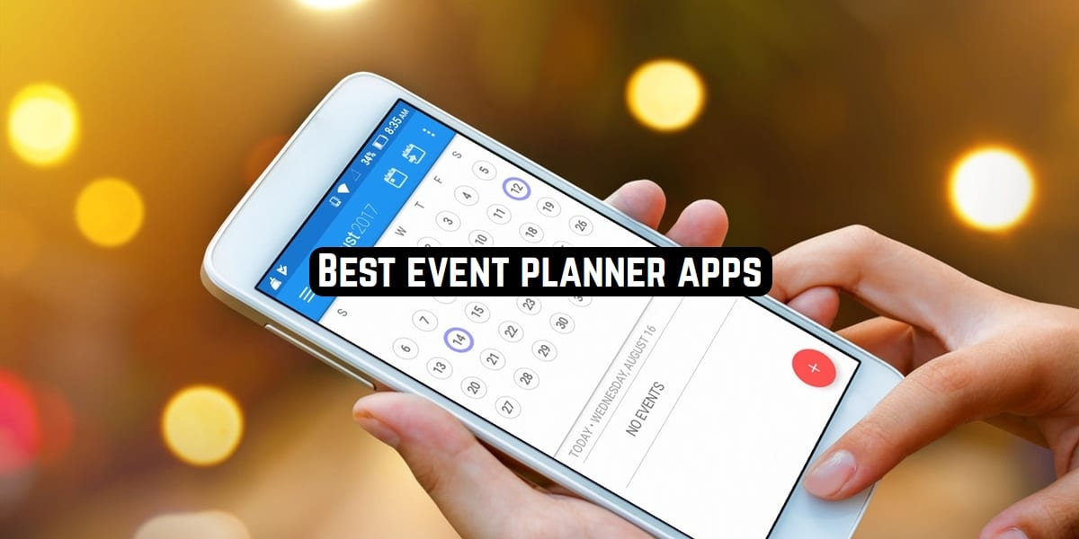 Event planner apps