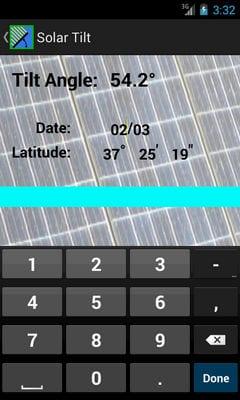 Solar tilt2