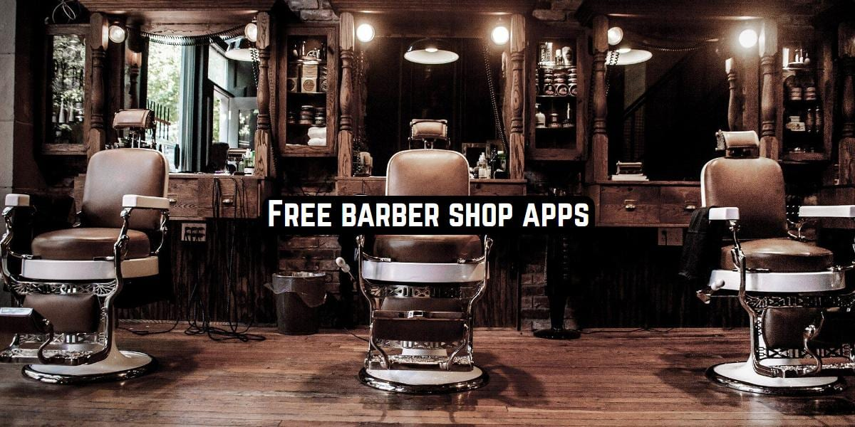 barber shop apps