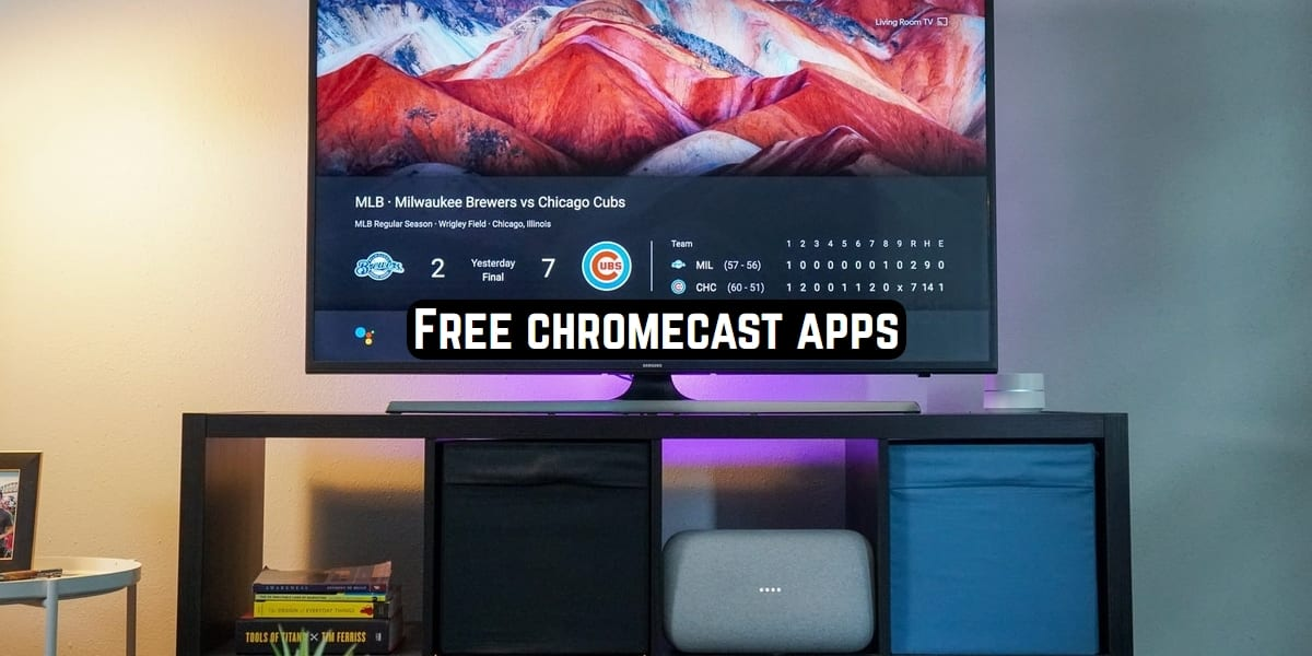 11 Free Chromecast Apps For Android Ios Free Apps For Android And Ios