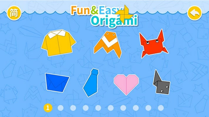 fun and easy origami1