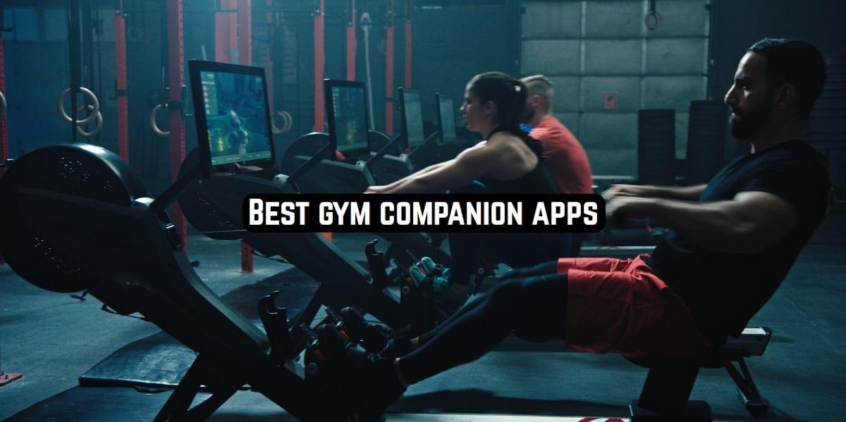 gym companion apps
