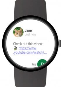 messages for wear2